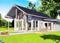 Финский дом из бруса Villa Bella