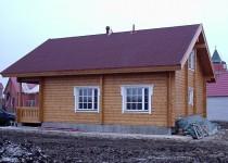 Финский дом Rudki