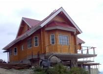 Финский брусовый дом Gurzuf