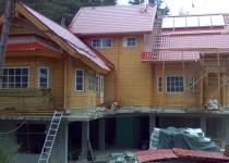 Финский деревянный дом Gurzuf