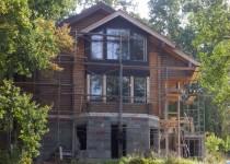 Финский дом из бруса Sanny