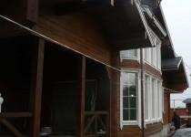Финский дом Maria из клееного бруса