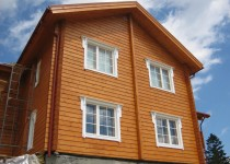 Финский дом Para из клееного бруса