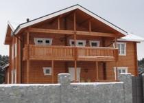 Финский деревянный дом Valo