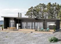 Финский дом Villa Esox